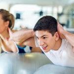 プロテインと筋肉痛