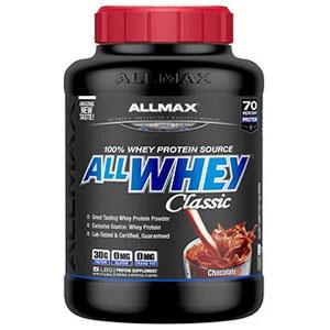 【ALLMAX Nutrition】オールホエイ・クラシック、100%ホエイプロテイン
